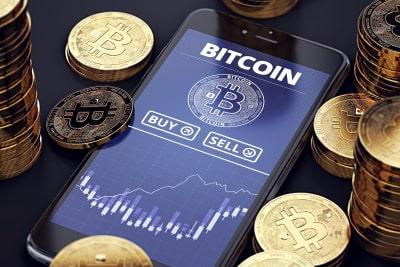 Bitcoin With Phone