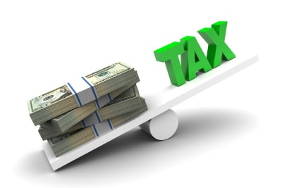 paying less taxes in trade agreement